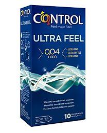 Control ultra feel, 10 preservativos
