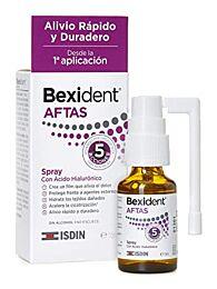 BEXIDENT AFTAS SPRAY, 15 ML