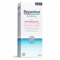 Bepanthol derma  reparadora loción corporal, 200 ml