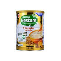 NestlÉ nestum 8 cerales con miel, (650 gr)