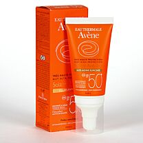Avène solar crema anti-edad spf50+ - (50ml)