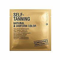 Comodynes self-tanning color uniforme natural - (8 toallitas)