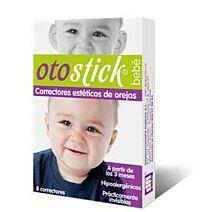 Corrector estetico de orejas otostick+ gorro - (8 u)