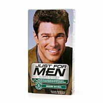 Just for men - champu colorante (30 cc moreno)