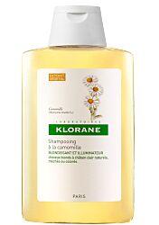 Klorane champu reflejos dorados a la camomila - (400 ml)