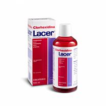 Lacer colutorio clorhexidina - (500 ml)
