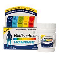 Multicentrum hombre 50+ - (30 comp)