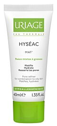 Uriage hyseac emulsiÓn hidratante matificante - (40ml)