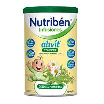 Nutriben infusion alivit confort 150gr