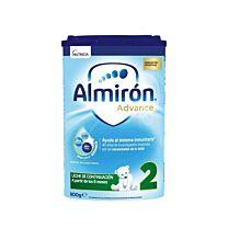 Almiron advance 2 leche de continuaciÓn (800 gr)