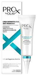 Pro x by olay esencia anti-ojeras iluminadora de ojos, 15 gr
