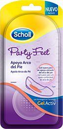 Dr. scholl plantilla party feet apoyo arco del pie