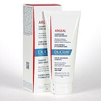 Ducray argeal champu tratante sebo-absorbente - (200 ml)