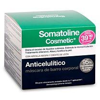 Somatoline cosmetic anticelulítico máscara de barro corporal,   500 G