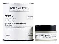 Bella aurora eyes protect, piel sensible, 15 ml