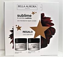 Bella aurora pack sublime, crema anti-edad intensiva (50 ml) + crema reafirmante 3 Áreas (50 ml)