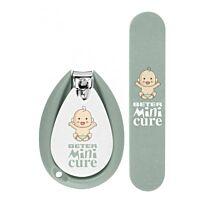 Beter Minicure, verde para bebés