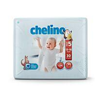 Chelino pañal infantil talla 5 (13-18 kg) 30 unidades