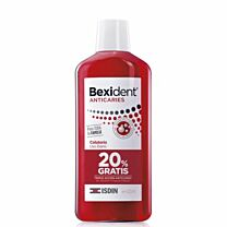 Bexident anticaries colutorio, 500 ml