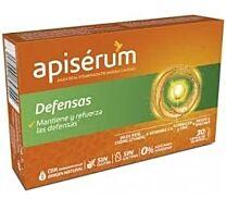 Apiserum defensas, 30 cÁpsulas