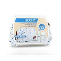 Ducray neceser melascreen serum  (30 ml) + melascreen uv pieles normales a mixtas(40 ml)