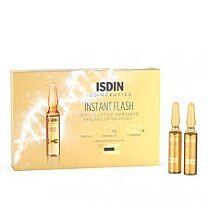 Isdinceutics  instant flash efecto inmediato (5 ampollas, 2 ml)