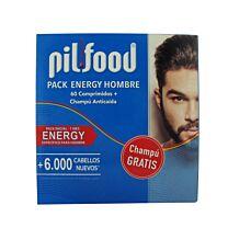 Pilfood complex - (60 comp) + champú