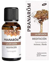 Pranarom aceite meditaciÓn (incienso y nardo), 30 ml