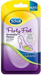 Dr.scholl plantilla party feet almohadillas plantares