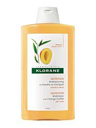 Klorane champu nutritivo a la manteca de mango - (400 ml)