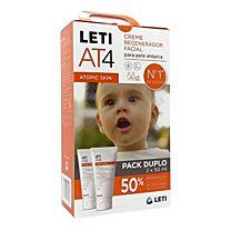 Leti at-4 pack crema facial (2 x 50 ml)