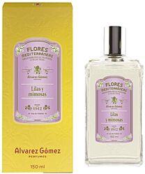 Alvarez gÓmez, flores mediterrÁneas lilas y mimosas, 150 ml