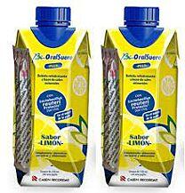 Bioralsuero (2 brick sabor limón 330 ml)