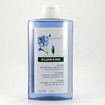 Klorane champÚ volumen a las fibras de lino, 400 ml