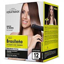 Keratimask alisado brasileÑo