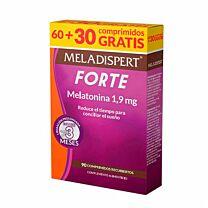 Meladispert forte melatonina 1,9 mg, 90 comprimidos