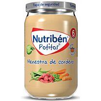 Nutribén menestra de cordero, 235 g