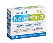 Nauserina, 30 comprimidos