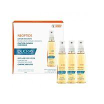 Ducray neoptide lociÓn anticaÍda, 3 frascos de 30 ml
