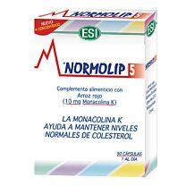 Normolip 5, 30 cápsulas