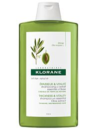 Klorane champÚ con extracto de olivo, 400 ml