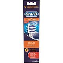Oral-b recambios trizone cepillo elÉctrico, (2 cabezales)