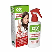 OTC spray antipiojos,  Fórmula total, 125 ml