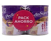 Pediasure vainilla pack ahorro, 2 x 850 g
