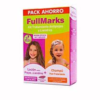 Fullmarks pack ahorro, lociÓn  100 ml + champÚ post-tratamiento150 ml