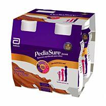 Pediasure drink, sabor chocolate 4 x 200 ml