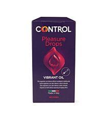 Control pleasure drops, aceite hidratante, 140 dosis