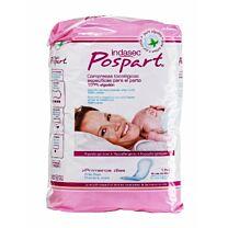 Compresas Pospart indas , 12 unidades
