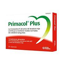 Primacol Plus, 30 cápsulas