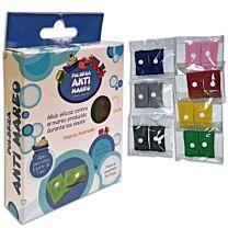 Pulsera anti mareo infantil-adulto (2 unidades)
